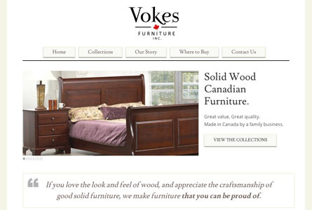 Vokes Furniture Inc.