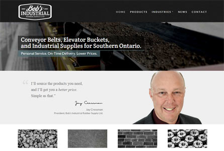 Bob's Industrial Rubber Supply